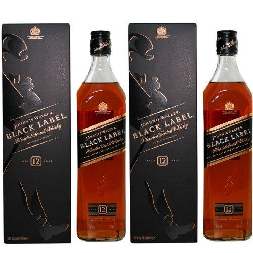 Rượu Johnnie đen Black Label 75cl