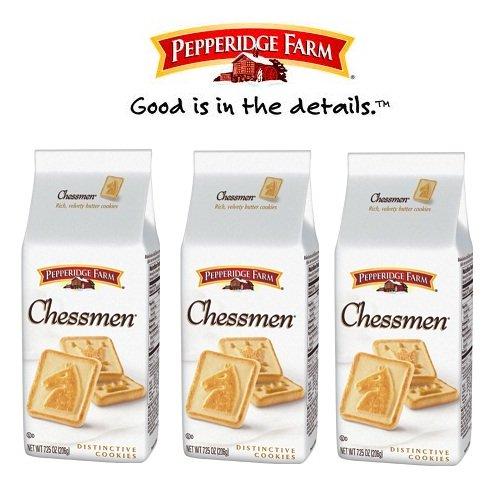 Bánh quy Chessman Pep.Farm 206gr