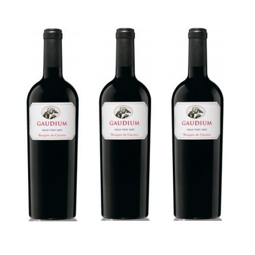 Rượu vang đỏ Marques de Caceres Gaudium 75cl