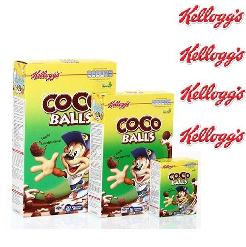 Bánh ăn sáng  Coco Balls 330gr