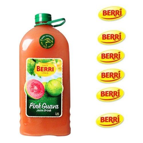 Nước ép trái cây ổi hiệu Berri 2.4L