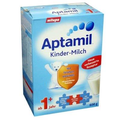 Sữa Aptamil Đức số 1+ (600gr)