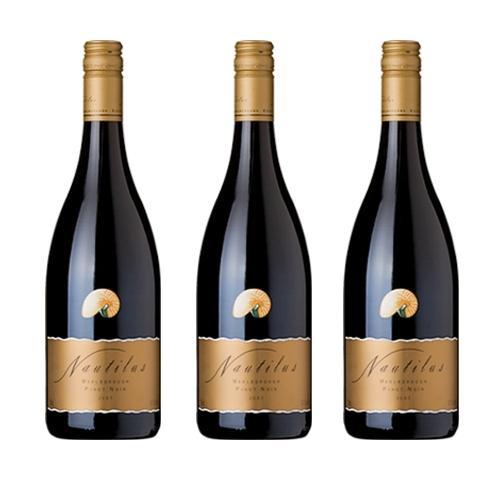 Rượu vang đỏ Nautilus Pinot Noir 75cl