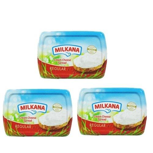 Phô mai kem phết hiệu Milkana 180g