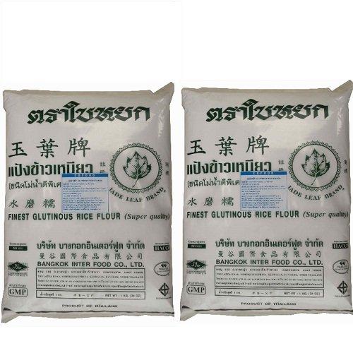 Tinh bột gạo nếp hiệu JADELEAF 1kg