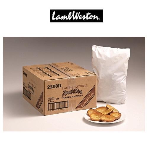Khoai tây Lambs Natural Munchskins - 1.8kg