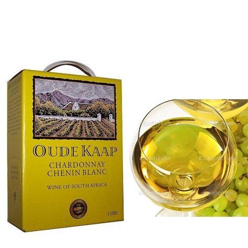 Rượu vang bịch trắng BIB Chardonnay 3 lít