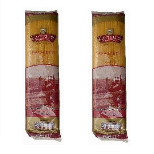 Mỳ sợi Ý hiệu Castello số 5 (500gr)