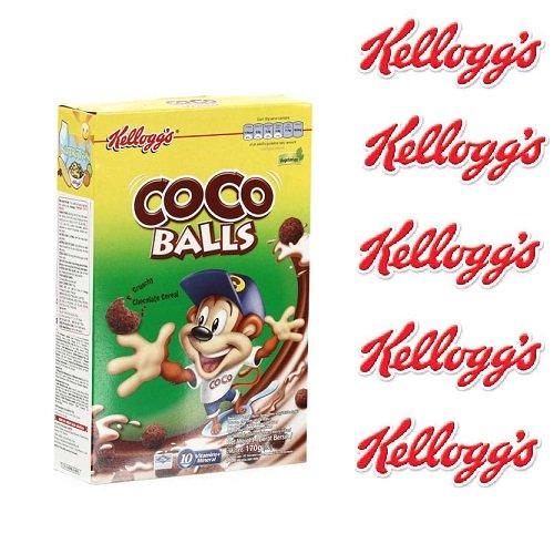 Bánh ăn sáng  Coco Balls 170gr