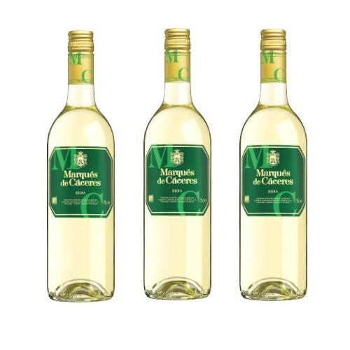 Rượu vang trắng Marques de Caceres MC 75cl