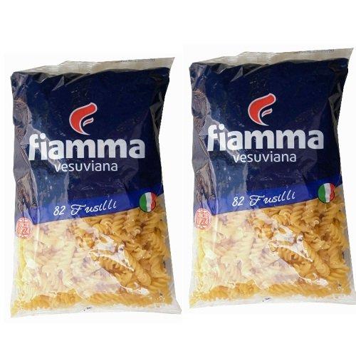 Mỳ xoắn số 82 hiệu Fiamma 500gr