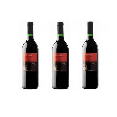 Rượu vang đỏ Don Cristobal Red 75cl
