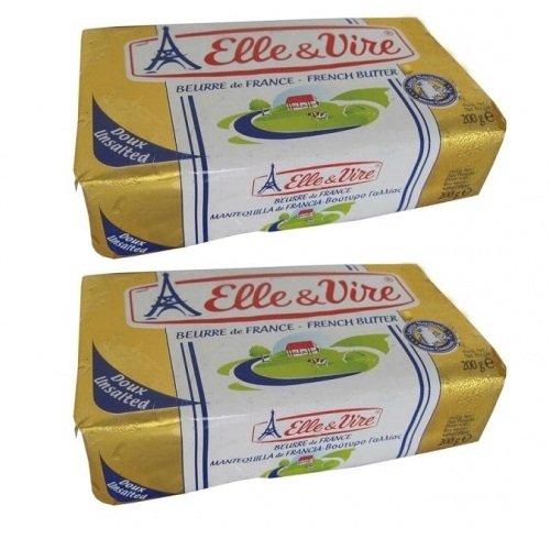 Bơ lạt Pháp Elle & Vire 1kg
