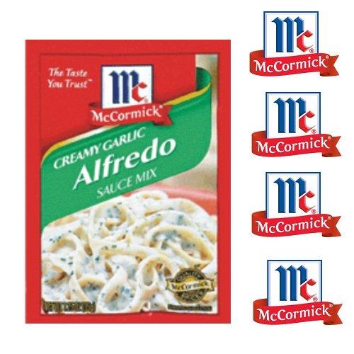 Gia vị chế biến sốt mì Ý vị bơ tỏi hiệu McCormick 35g