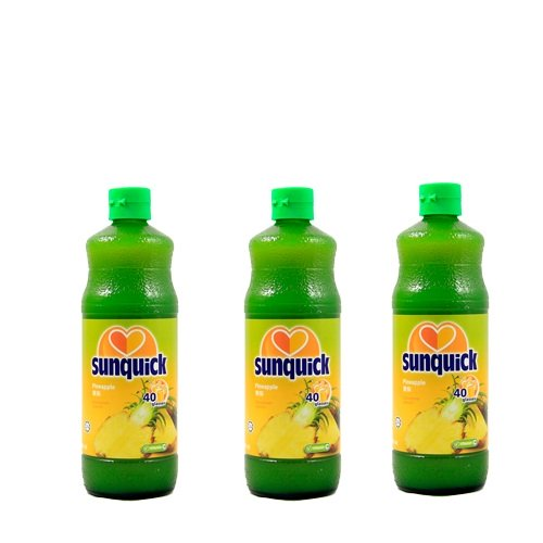 Nước ép Sunquick cô đặc thơm 840 ml