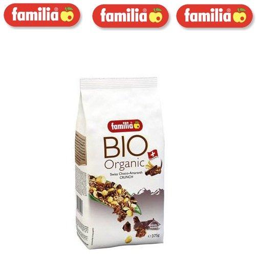 Ngũ cốc sạch hỗn hợp vị sôcôla Familia 375gr