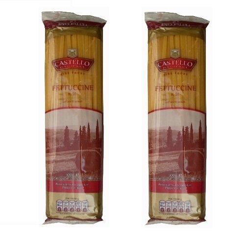 Mỳ Ý Fettuccine hiệu Castello số 91 (500gr)