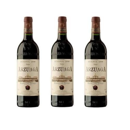 Rượu vang đỏ Arzuaga Tinto Reserva 75cl