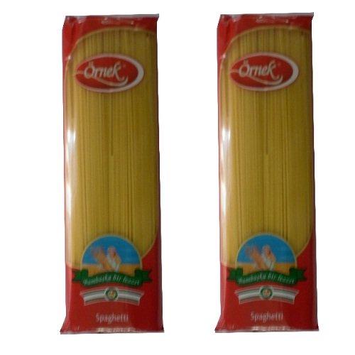 Mỳ Spaghetti hiệu Ornek 500gr