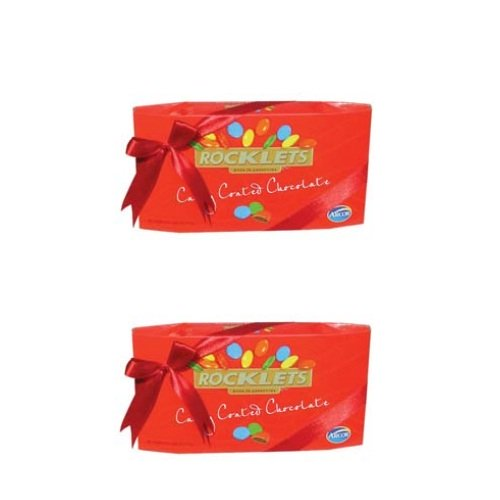 Chocolate Rocklets candy coated 150gr