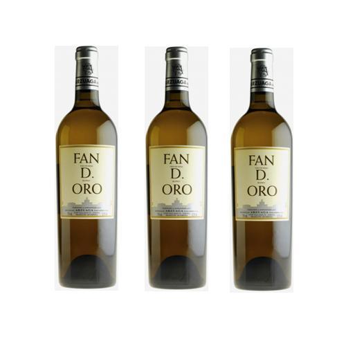 Rượu vang trắng Arzuaga Fan D.Oro 75cl