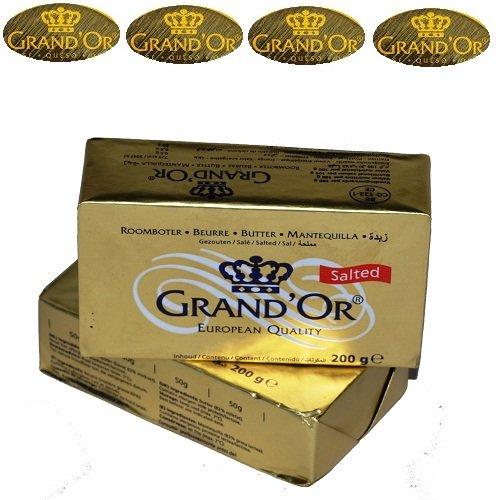 Bơ mặn Grand Or Unilac 200g