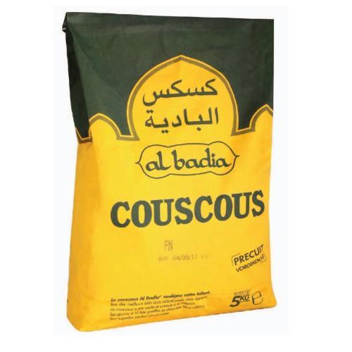 Couscous hạt nhỏ FIN AL BADIA 5kg