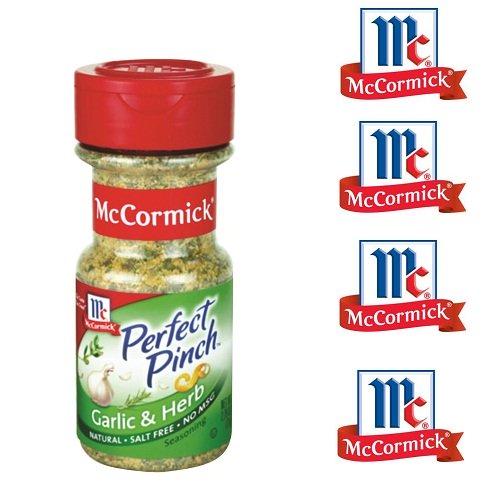 Gia vị tỏi thảo mộc không muối hiệu McCormick 77gr