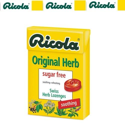 Kẹo thảo mộc Ricola hương tự nhiên 45gr