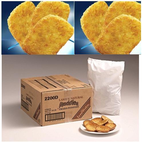 Khoai tây bánh Side OBrown - 1.27kg
