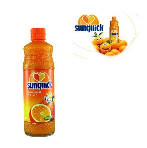 Nước ép trái cây cô đặc cam hiệu Sunquick 840 ml