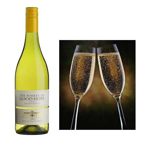 Rượu vang trắng The Winery of Good Hope Chenin Blanc 75cl