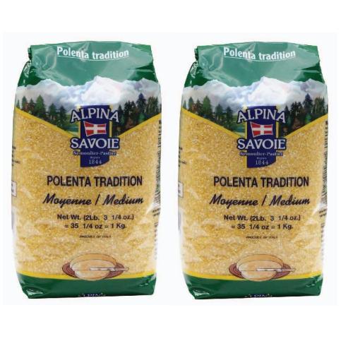 Bột ngô Polenta Alpina Savoie 1kg