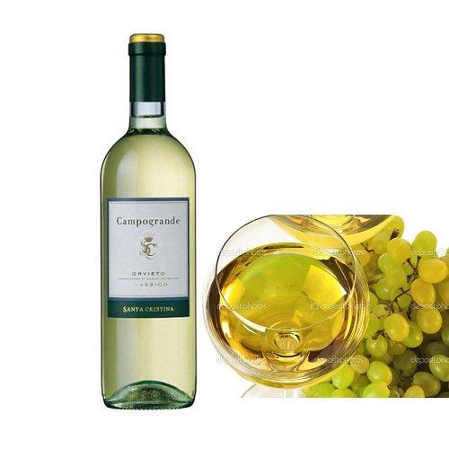 Rượu vang trắng Antinori Campogrande Orvieto Classico 75cl
