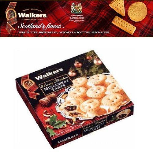 Bánh quy Walkers mini Tart nhân mứt 225gr