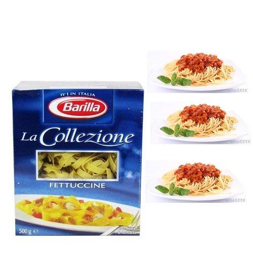 Mỳ Fettuccine mì cuộn số 126 Hộp 500gr