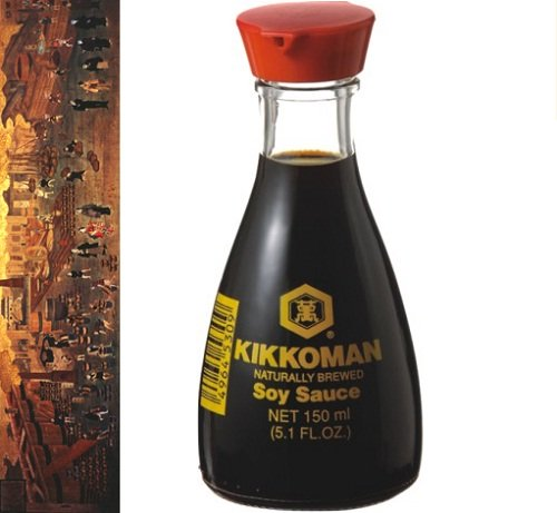 Nước tương Kikkoman Dispenser 150ml