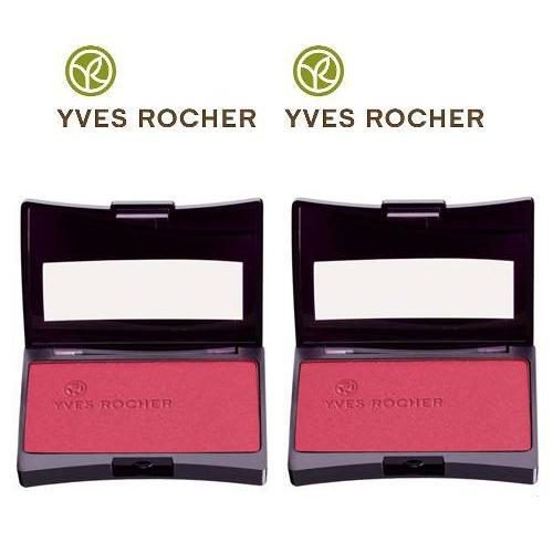 Phấn má hồng đỏ tự nhiên Yves Rocher 7g