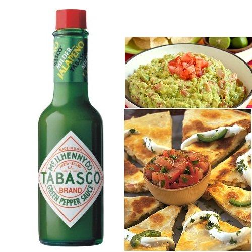 Sốt ớt xanh Tabasco 60ml