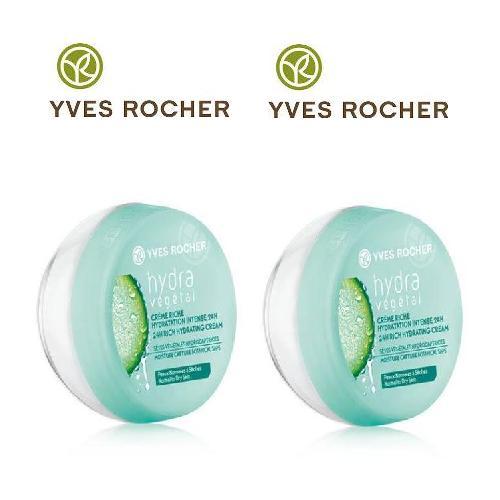 Kem dưỡng ẩm cho da Hydra Vegetal hiệu Yves Rocher 15ml